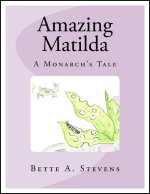 AMAZING MATILDA Cover white border 2