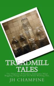Treadmill Tales Cover