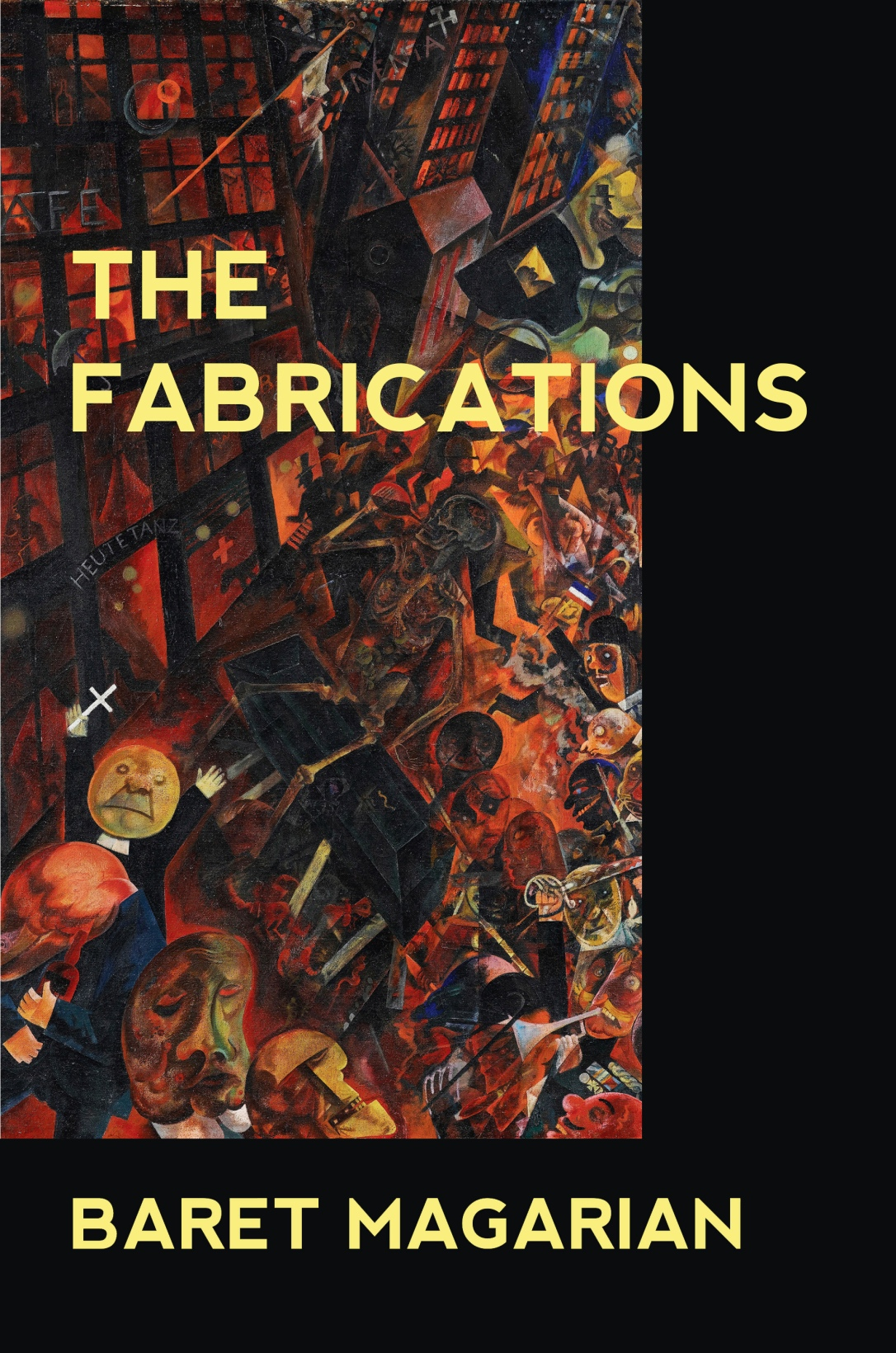 The Fabrications Front cover***