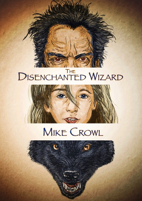 Disenchanted Wizard Final Book Cover Full Res SMALL